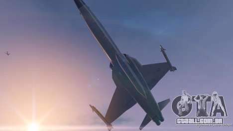 GTA 5 Northrop F-5E Tiger II USA oitmo screenshot