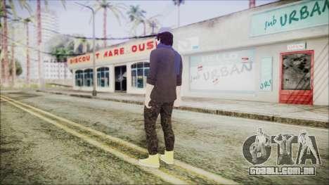 GTA Online Skin 18 para GTA San Andreas terceira tela