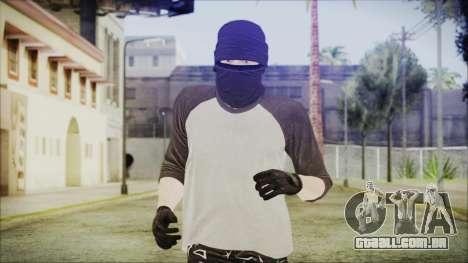 GTA Online Skin 8 para GTA San Andreas