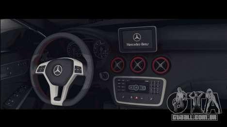 Mercedes-Benz A45 AMG Edition 1 para GTA San Andreas vista direita