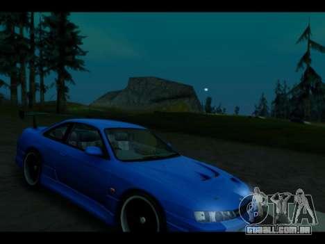 ENB S-G-G-K para GTA San Andreas segunda tela