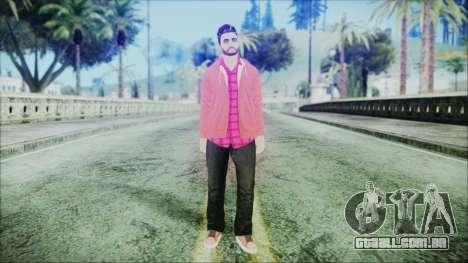 GTA Online Skin 26 para GTA San Andreas segunda tela