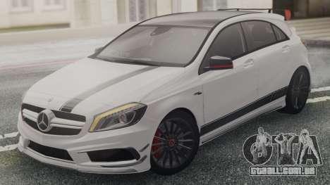 Mercedes-Benz A45 AMG Edition 1 para GTA San Andreas