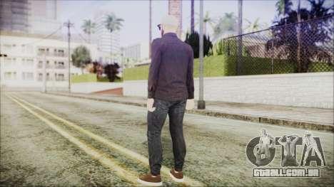 GTA Online Skin 40 para GTA San Andreas terceira tela