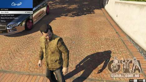 GTA 5 Multiplayer Co-op 0.6 segundo screenshot