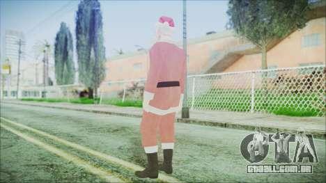 GTA 5 Santa para GTA San Andreas terceira tela