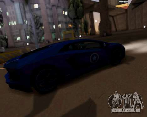 Amazing Camera para GTA San Andreas terceira tela