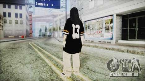 Una Chola para GTA San Andreas terceira tela