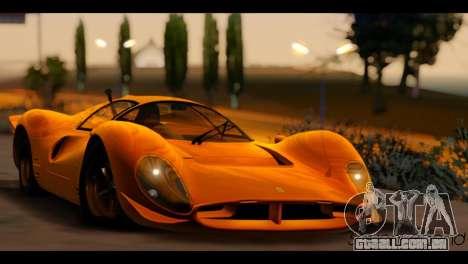 Summer Paradise v0.248 V2 para GTA San Andreas segunda tela