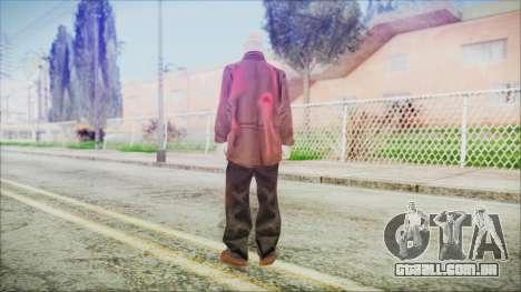 Jason Voorhes para GTA San Andreas terceira tela