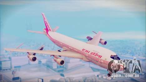 Boeing 747-237Bs Air India Himalaya para GTA San Andreas
