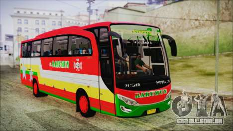 Bus Pt.BARUMUN Sibuhuan para GTA San Andreas
