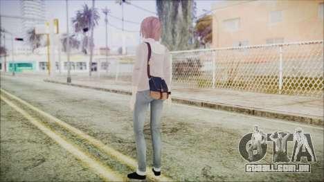 Life is Strange Episode 5-5 Max para GTA San Andreas terceira tela