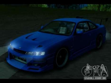 ENB S-G-G-K para GTA San Andreas