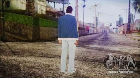 GTA Online Skin 12 para GTA San Andreas terceira tela