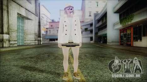 GTA Online Skin - Skin de IvanForever para GTA San Andreas segunda tela