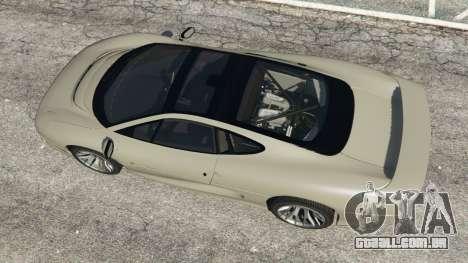 Jaguar XJ220 v1.2 para GTA 5