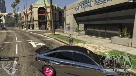 GTA 5 Multiplayer Co-op 0.6 sexta imagem de tela