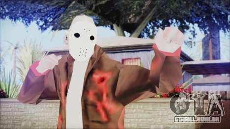 Jason Voorhes para GTA San Andreas