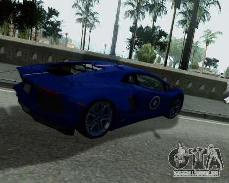 Amazing Camera para GTA San Andreas sexta tela