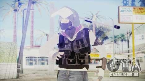 Rainbow Six Siege GSG9 IQ para GTA San Andreas