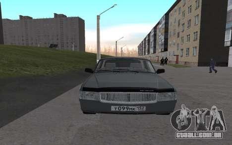GAZ 31029 Volga para GTA San Andreas esquerda vista