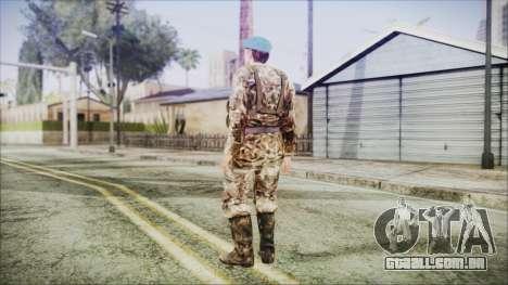 World In Conflict Malashenko para GTA San Andreas terceira tela