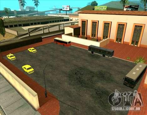 Veículos estacionados para GTA San Andreas
