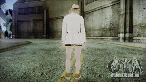 GTA Online Skin - Skin de IvanForever para GTA San Andreas terceira tela