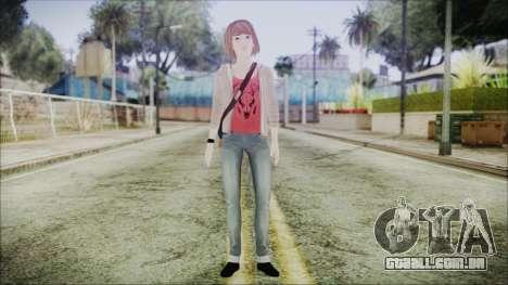 Life is Strange Episode 5-5 Max para GTA San Andreas segunda tela