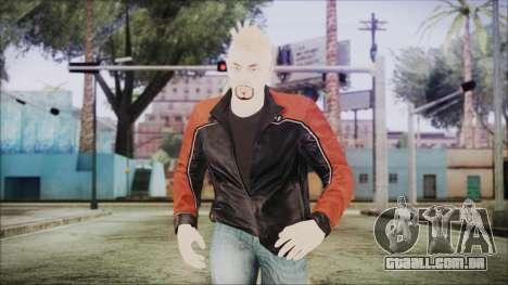GTA Online Skin 42 para GTA San Andreas