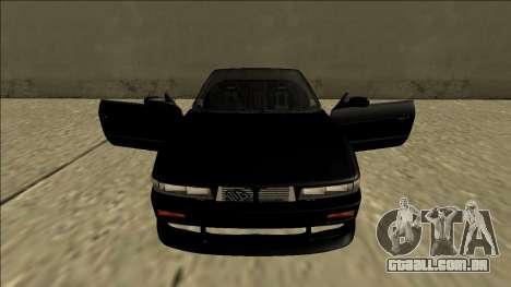Nissan Silvia S13 para GTA San Andreas vista superior