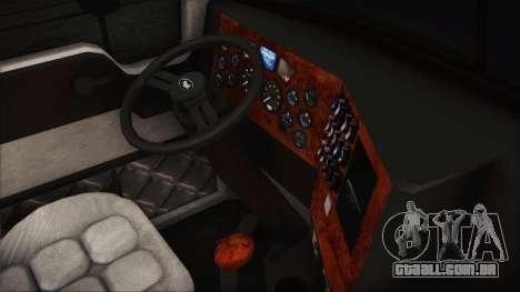 Mack Pinnacle v1.0 para GTA San Andreas vista direita