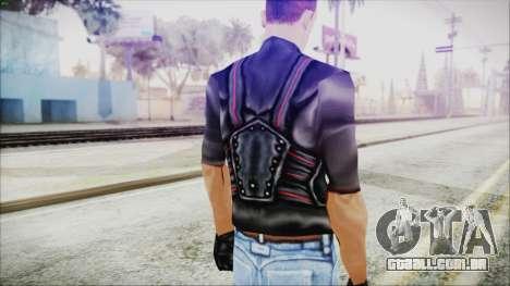 Blade Skin Pack para GTA San Andreas terceira tela