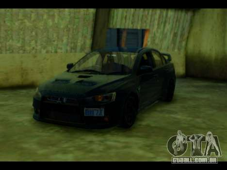 ENB S-G-G-K para GTA San Andreas sexta tela
