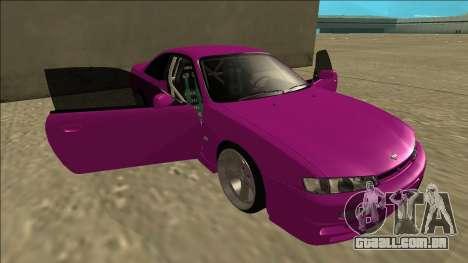 Nissan Silvia S14 Drift para o motor de GTA San Andreas