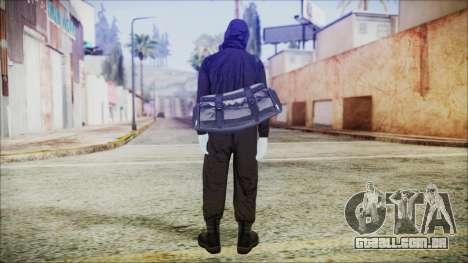 GTA Online Skin 10 para GTA San Andreas terceira tela