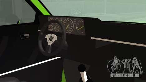 Opel Manta New Kids HQ para GTA San Andreas vista direita