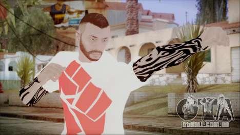 GTA Online Skin 17 para GTA San Andreas