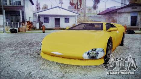 Gangsta Infernus para GTA San Andreas