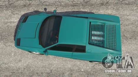 GTA 5 Grotti Cheetah Classic voltar vista