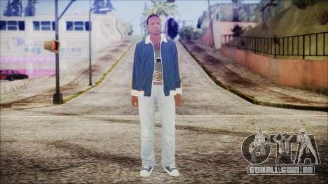GTA Online Skin 12 para GTA San Andreas segunda tela