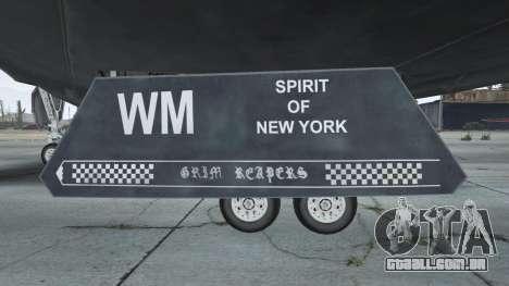 GTA 5 B-2A Spirit Stealth Bomber sétima screenshot