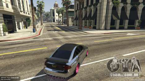 GTA 5 Multiplayer Co-op 0.6 quinta imagem de tela