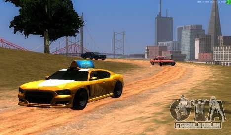 Não há melhor maneira para GTA San Andreas