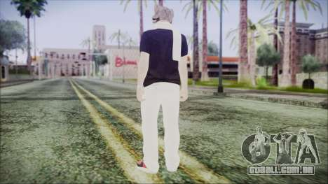 GTA Online Skin 35 para GTA San Andreas terceira tela