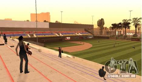 Beisebol para GTA San Andreas