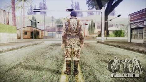 World In Conflict Malashenko Winter para GTA San Andreas terceira tela