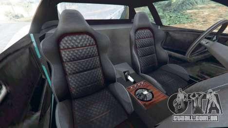 GTA 5 Grotti Cheetah Classic vista lateral direita