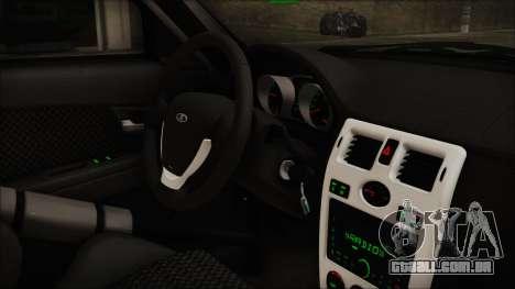 VAZ 2110 Esporte para GTA San Andreas vista direita